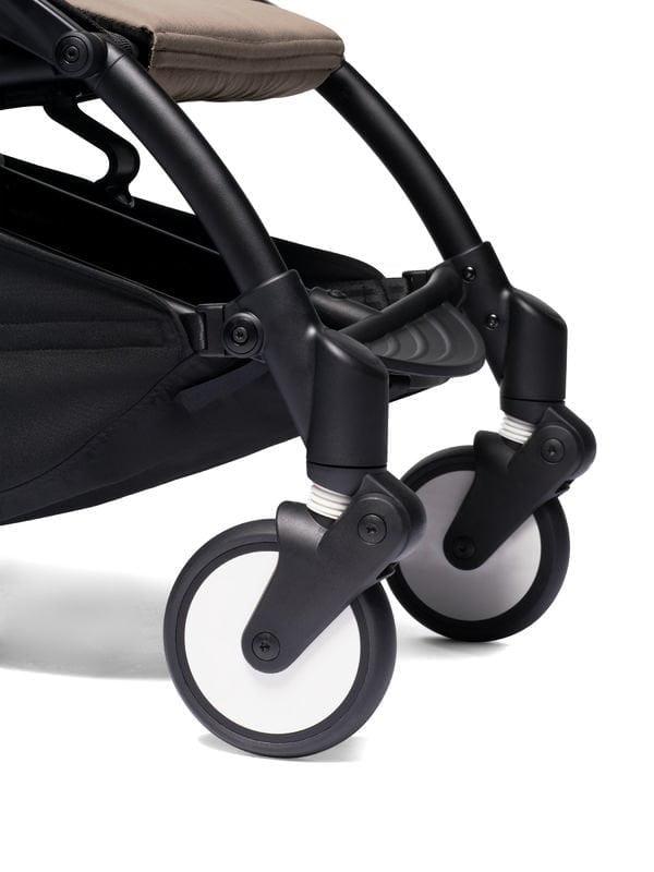 BABYZEN YOYO² 6+ vežimėlis rėmas Black, Taupe
