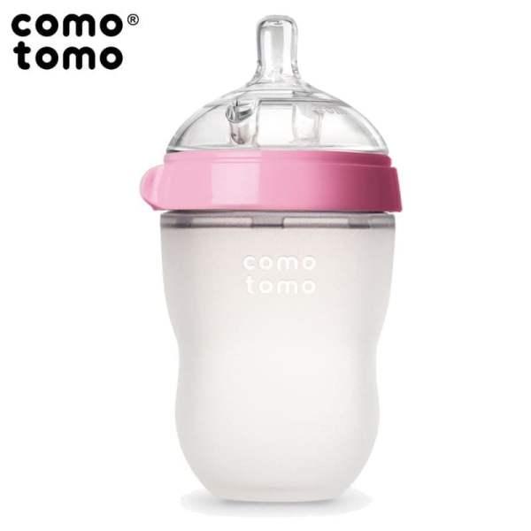 COMO TOMO EVOLVED buteliukas, Pink, 250 ml