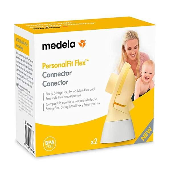 MEDELA PersonalFit Flex™ pientraukių jungtys, 2 vnt.