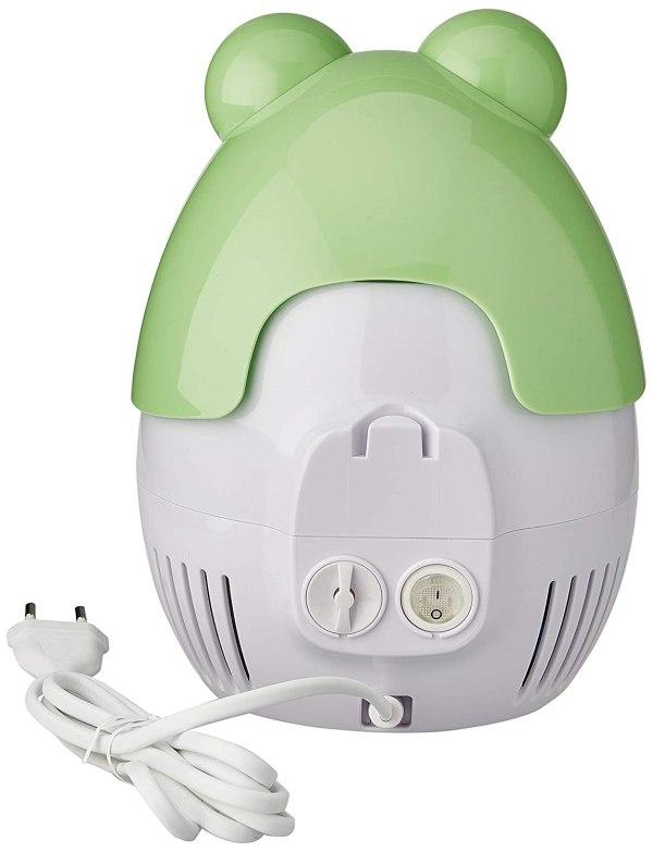 CHICCO Super Soft inhaliatorius, Frog
