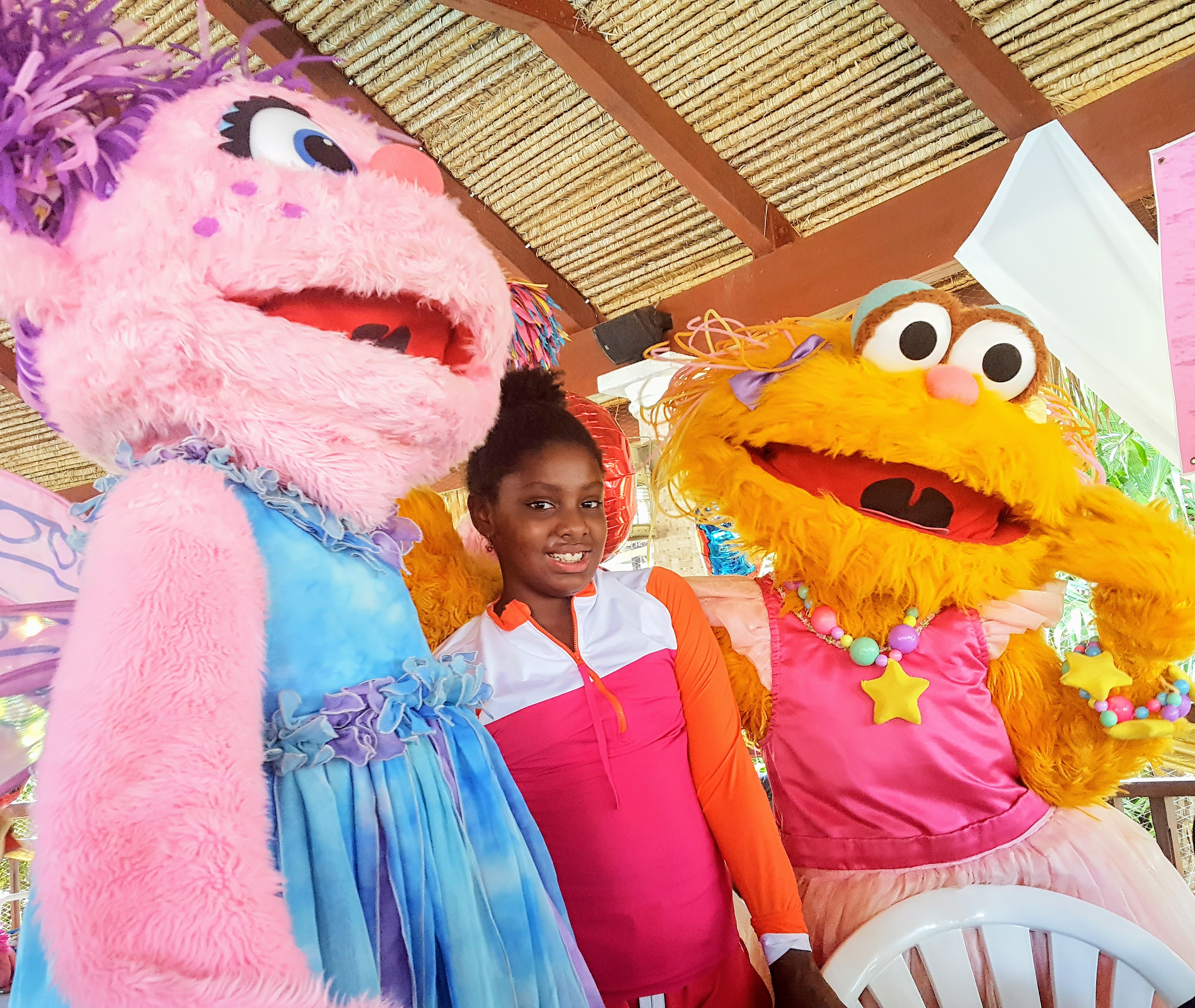 The Sesame Street Kindness Tour Hits The Road