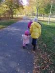 Mit Sicherheit warme Kinderfüße im Winter und Anleitung für einen Mini Flugdrachen