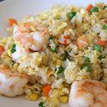Chinese Style Shrimp Fried Rice