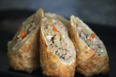 Chicken Egg Roll