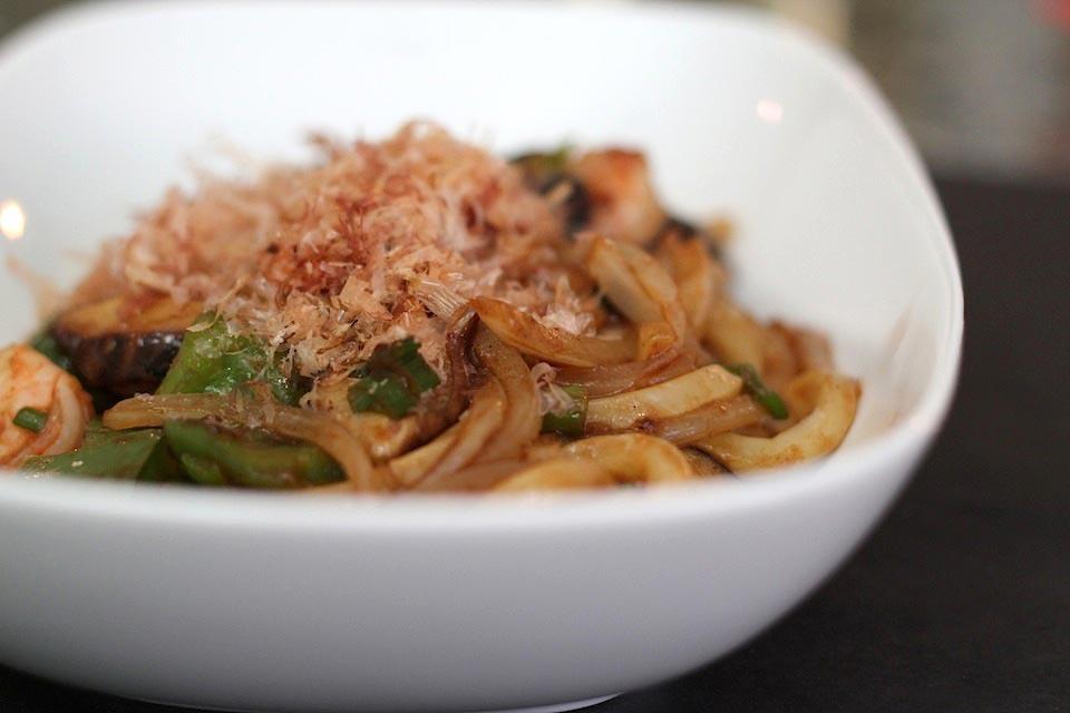 Make Udon Noodles At Home