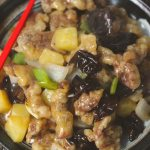 Korean Sweet and Sour Pork