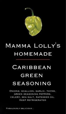 mama lolly's green seasoning