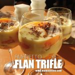 Flan Trifle