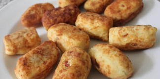 Bacon-croquettes