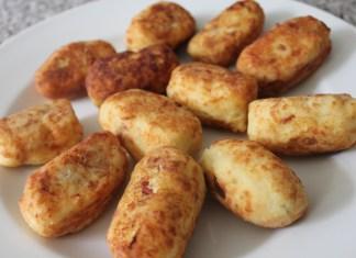 Bacon-croquettes