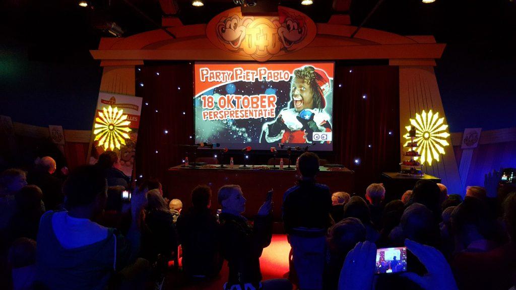 Party Piet Pablo in De Julianatoren