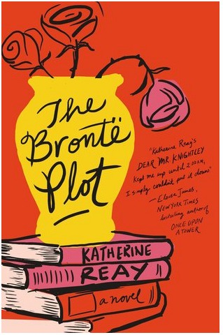 {Book Review} The Bronte Plot by Katherine Reay