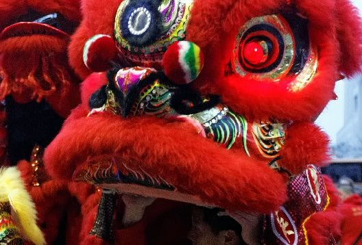Celebrate the Chinese New Year in Paris