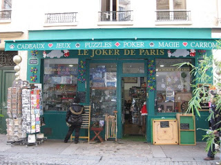 toy shop in paris