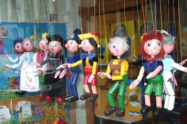 Puppet Shows in Paris