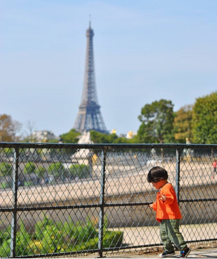 Paris for Kids under 6