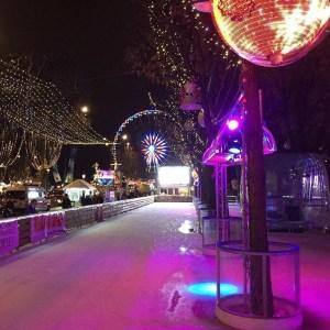 Ice Rinks in Paris