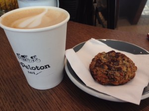 Peloton cafe