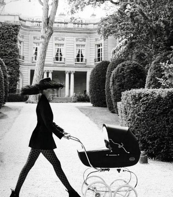 Parisian Mums