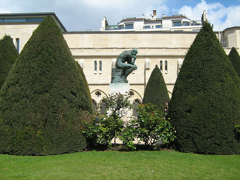 Rodin, Paris