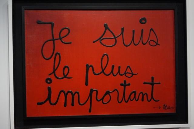 Ben, Musée Maillot