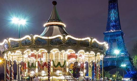 30 Ways to enjoy Christmas in Paris 2016