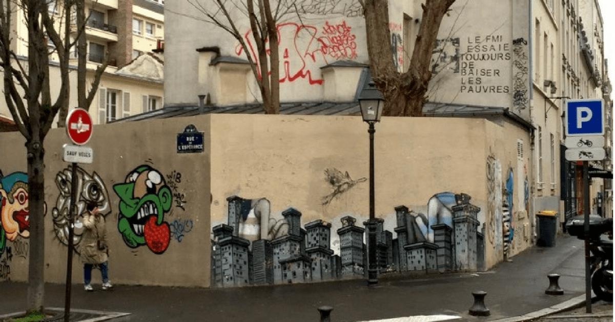 Discover Paris - Buttes aux Cailles