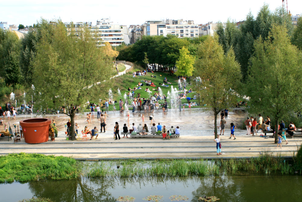 Paris Parks To Open 24 Hours This Summer