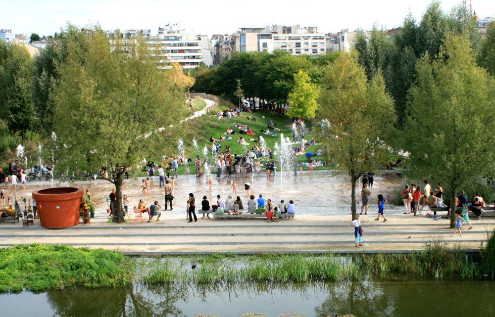 KIds in Paris this Summer