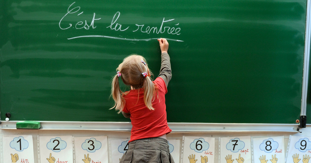 Vive La Rentrée!  The 10 tip guide to the French back-to-school tradition