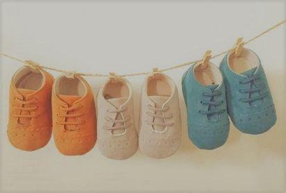 Zapatitos de Babuky for babies