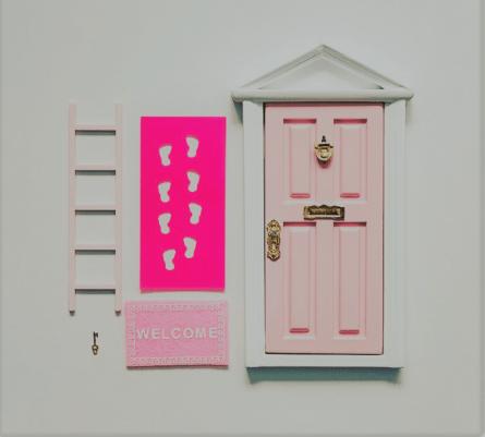 Puerta del Sr. Pérez, color a elegir