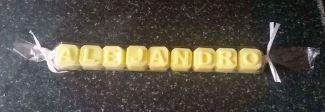Jabones hechos a mano por Alejandra