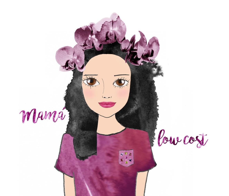 Logo mamá low-cost