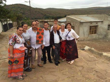 Fundación Crisálida de excursión