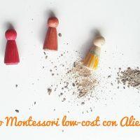 Método Montessori low-cost DIY con Aliexpress