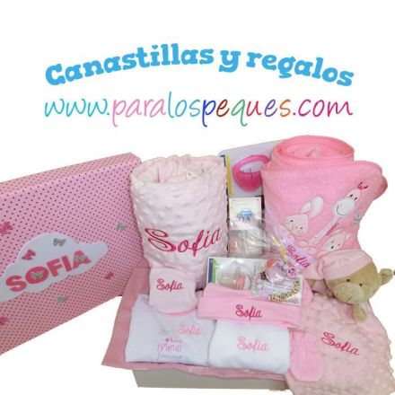 Canastillas y regalos