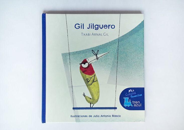 Portada Gil Jilguero.