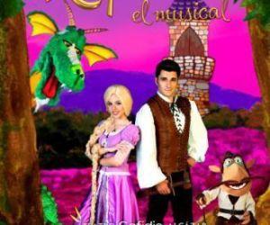 Rapunzel. Imagen de taquilla.com.
