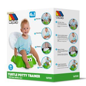 Potty trainer. Imagen de Molto.