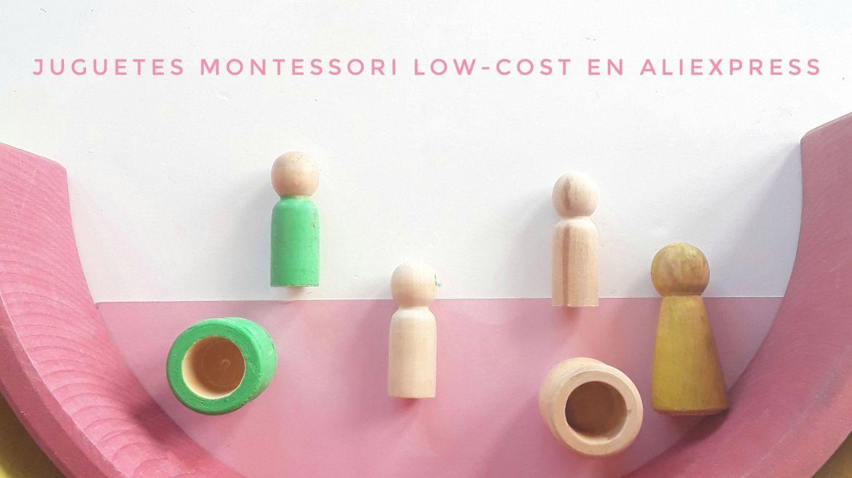 Juguetes Montessori low-cost. Título