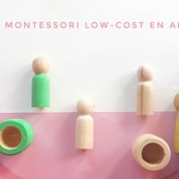 Juguetes Montessori low-cost en Aliexpress.