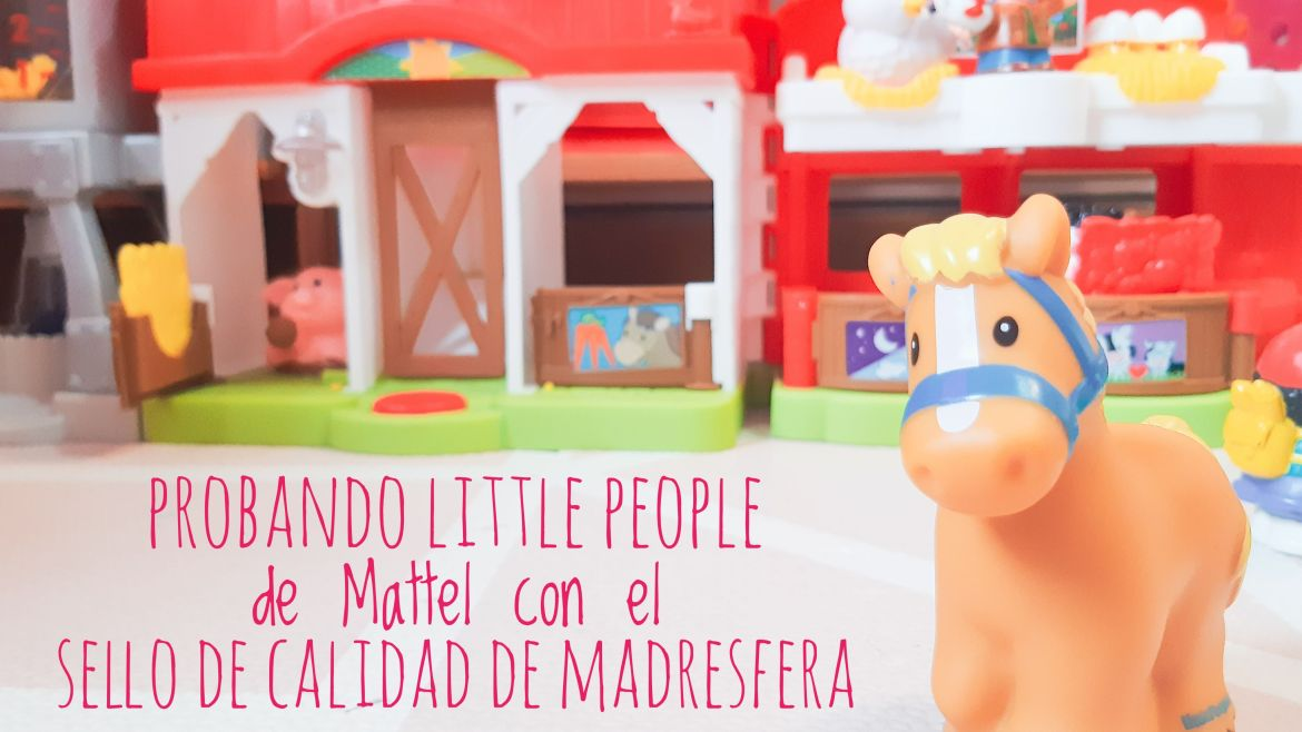título portada little people