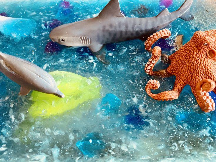 Mar y sus animales