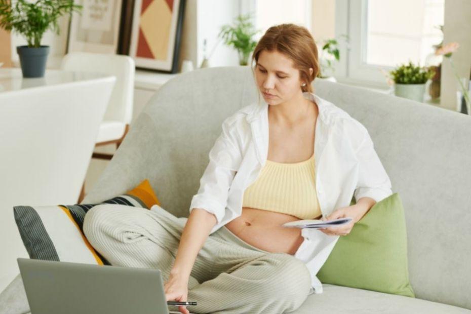 Concediul prenatal. Condiții de acordare Mama lui Vladimir
