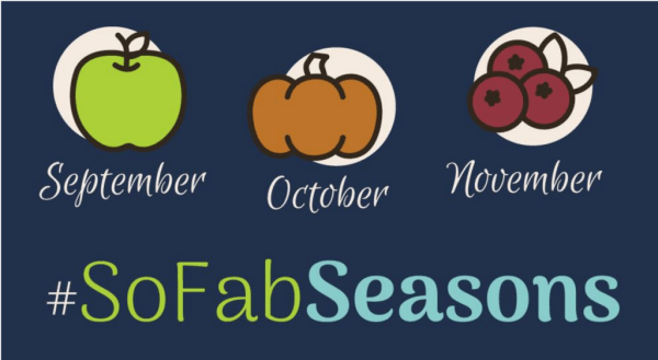 More than 50+ Apple Recipes & More! #SoFabSeasons