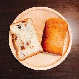 パンポルカ豆乳豆パン