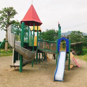 一本木公園複合遊具