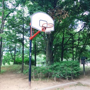 ハイウェイオアシスバスケットゴール