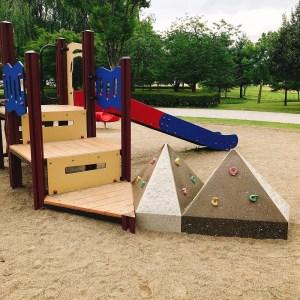 南長野運動公園遊具9